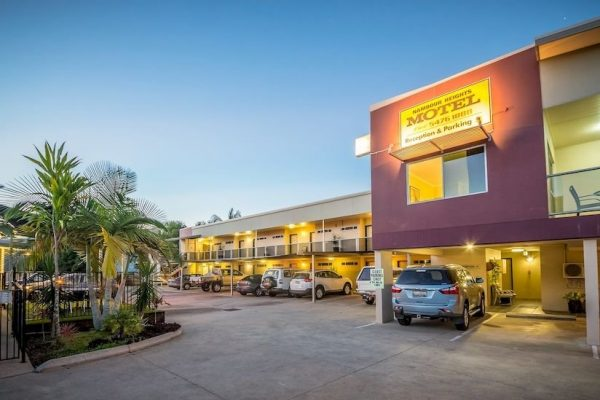 Nambour Heights Motel Nambour Qld